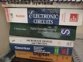 Electronics and Communication Engineering Books