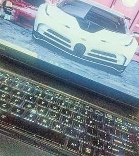 Laptop Backlight Keyboard, Corei5gen4, SLiM