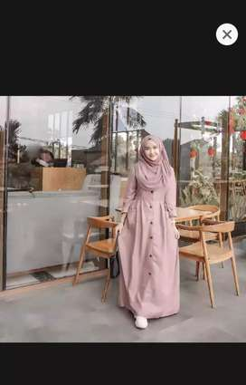 Gamis angelina dress muslim