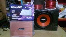 Promo Paket Audio Bass Mantap