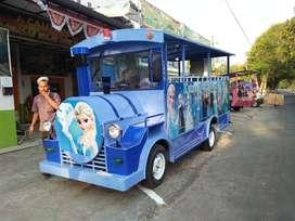 kereta mini mobil odong odong panggung nemo full fiber UL