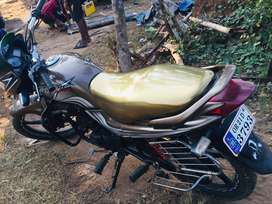Like new bike  urgent sale call only intrested people