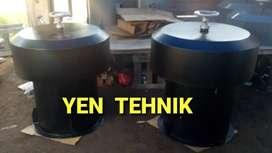 Marine fan axial kapal