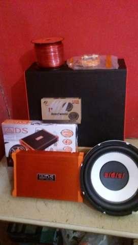 Paket Audio Bass Mantap Harga Bersahabat