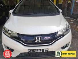 [Lulus Inspeksi] Honda Jazz Rs Putih 2015 Automatic DP38jt Siap Gass