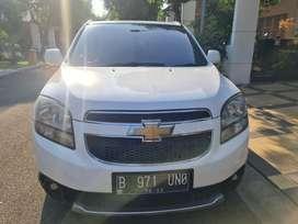 Chevrolet Orlando Matic Tahun 2012 Tangan Pertama Barang istimewa