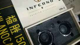 Full Range VENOM Inferno VIN2- Speaker Tweeter Suara Setara 3way