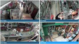 Paket CCTV SPC CANYOON 4 Kamera HD 2 MP