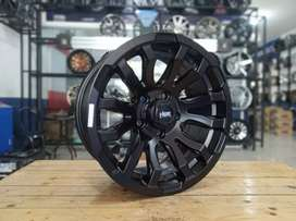 velg HSR BURNEH ring 17 pcd 5x114,3 for rush inova xpander dll