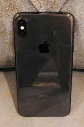 Iphone XS 64 gb black colour 10 days old