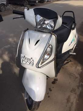 New candition scooty
