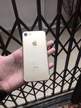 IPHONE 7 (128GB) GOLD COLOUR WITH BOX