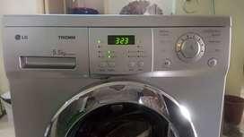 LG  Washing Machine Front Load  5.5 Kg