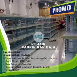 Usaha Ritel Rak Toko Distributor Perlengkapan Toko Dompu Lombok NTB