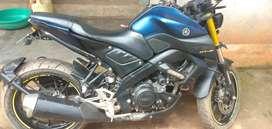 Mt15 ..bike new condition
