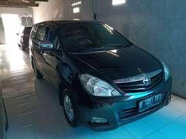 Inova Type G 2009 plat B pajak jalan