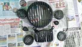 Bullet full grill sets (600rs)