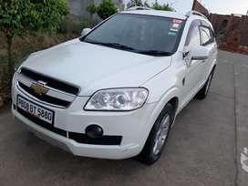 Chevrolet Captiva LTZ AWD AT, 2011, Diesel