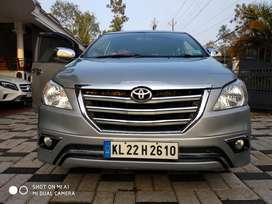 Toyota Innova 2.5 GX BS III 8 STR, 2015, Diesel