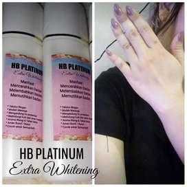 HB platinum,cream pemutih maksimal