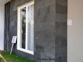 Batu Alam Andersit dinding