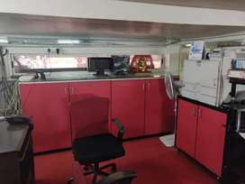 1850 Sq.ft Furnished Office  Space Located In  Baner