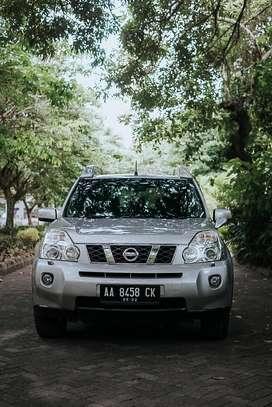 X-trail tahun 2009 full original