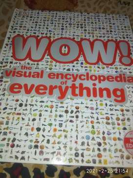 WOW the visual encyclopedia of everything
