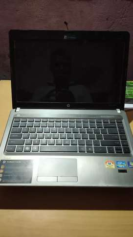 HP i5 processor laptop
