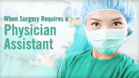 Physician Assistant/Nurses jobs in a Private clinic - Gulberg Lahore