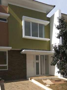 Rumah springhill mantap minimalis modern