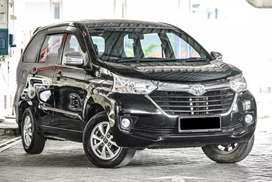 October SALE !! Toyota Avanza G MT 2016 | TDP 24 Jt'an