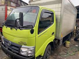 Truck Hino Dutro 110 LD Box 2008 Dyna Rino