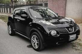 NISSAN JUKE GET ON EASY MONTHLY INSTALLMENT.