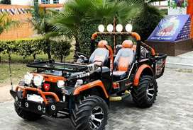 Modified Open Willy Jeeps  Modified Thar  Modified Open Gypsy on Order