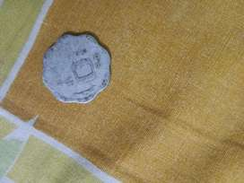Old coin selling 10 paise