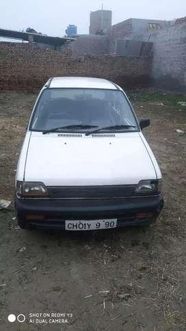 Maruti Suzuki 800 1999 Petrol