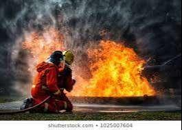 Fire executive