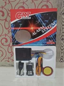 Alarm sistem untuk semua motor
