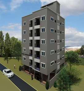 1BHK & 1RK flats for sale on 3,4,5 th floor in kondhwa.