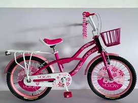 We've all kinds of imported bicycles brand new only contact