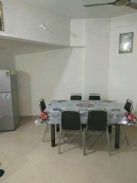 Fully furnished 2 bhk flat in Devi Indrayani apartment