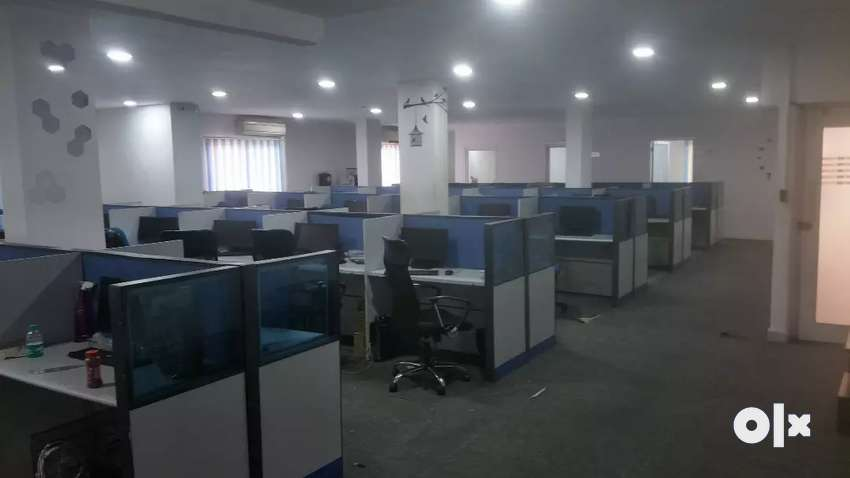 Plug in play office space rent in madhapur 0