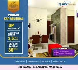 Jakarta,Miliki Apartemen Premium The Palace Tanpa DP Tinggal Byar Angs