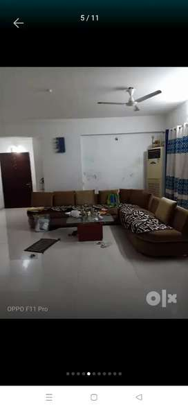 Avanti vihar 4bhk fully furnished apartment available for rental