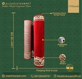 Sedia Karpet masjid termurah Area Sragen Kab
