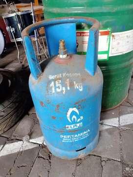 Di jual gas 15kg