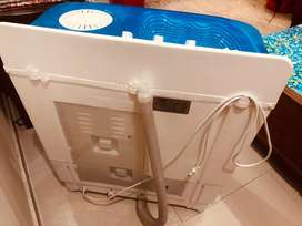 Washing machine in warranty available for sale