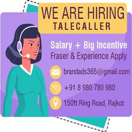 Office Assistant & Telecaller