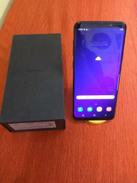 Samsung S9 plus 6 Gb 256 Gb